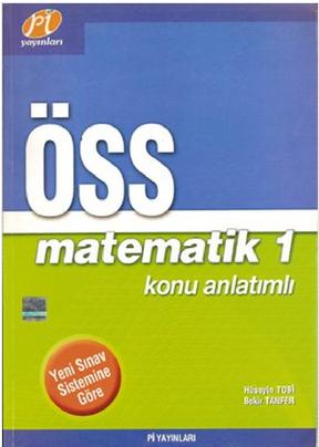 Pi Yayınları - Matematik Konu ve Soru Bankası Sandalca.com