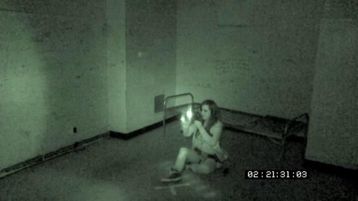 Grave Encounters - Mezar Buluşmaları Serisi 2 Film (m720p - m1080p Boxset)