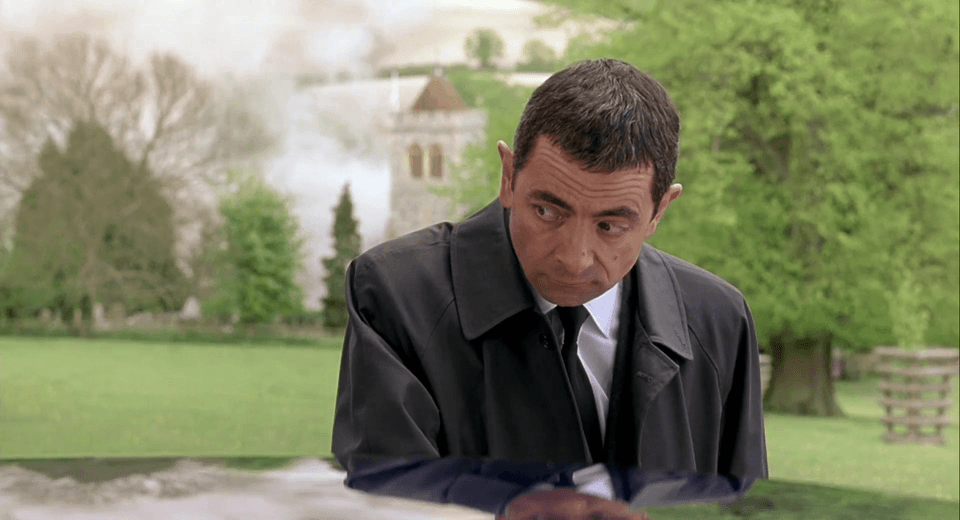 Johnny English Serisi 2 Film Boxset