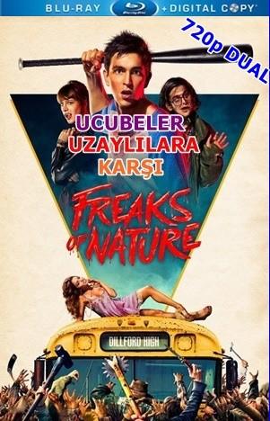 Ucubeler Uzaylılara Karşı – Freaks of Nature 2015 BluRay 720p x264 DuaL TR-EN – Tek Link