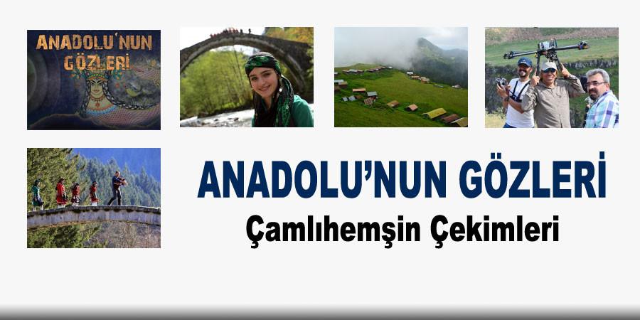 Anadolu'nun G�zleri �aml�hem�in'de - �ZLE