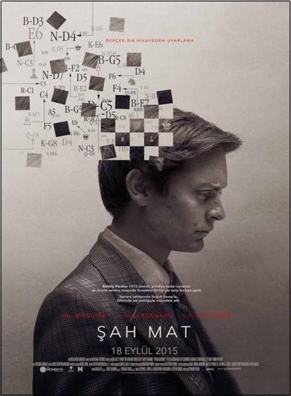 Şah Mat - Pawn Sacrifice | 2014 | BluRay | DUAL TR-EN - Tek Link indir
