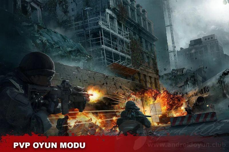 Dead Warfare Zombie Full Mod Apk İndir