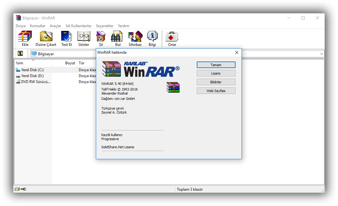 WinRAR 5.61 Theme Pack x86.x64 FULL