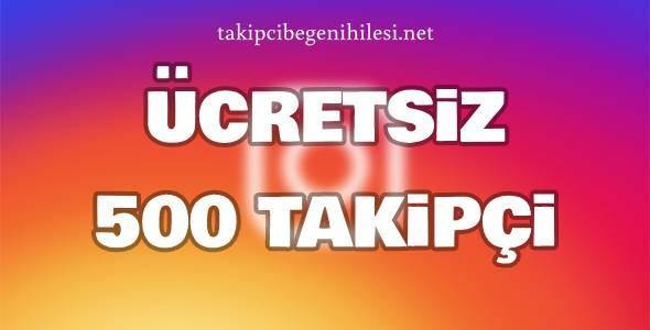 İnstagram Takipçi hilesi 500 Takipçi Kazan 2019