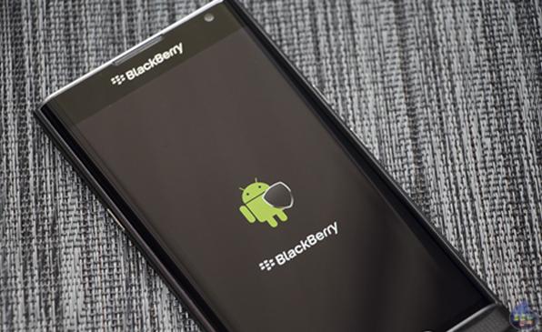 BlackBerry Priv Autoloader ile Yazılım Yükleme