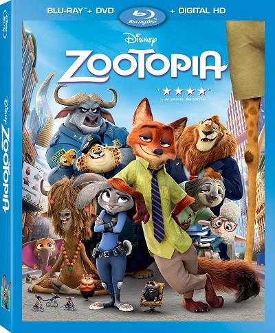 Zootropolis: Hayvanlar Şehri Zootopia 2016 ( 3D BluRay 720p – 1080p ) DuaL TR-ENG  – indir