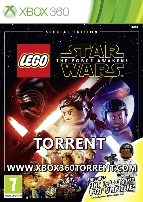 LEGO Star Wars The Force Awakens Xbox 360 TORRENT İndir [FULL-ISO-RegionFree-COMPLEX]