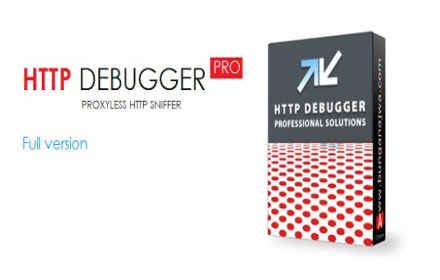 HTTP Debugger Pro 9.02 | Katılımsız