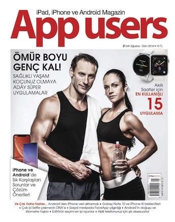 App User Ağustos 2019