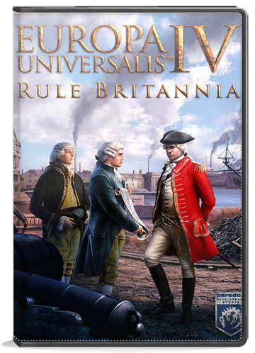 Europa Universalis IV: Rule Britannia | Full