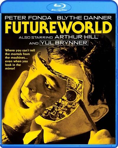 Geleceğin Dünyası - Futureworld (1976) türkçe dublaj film indir