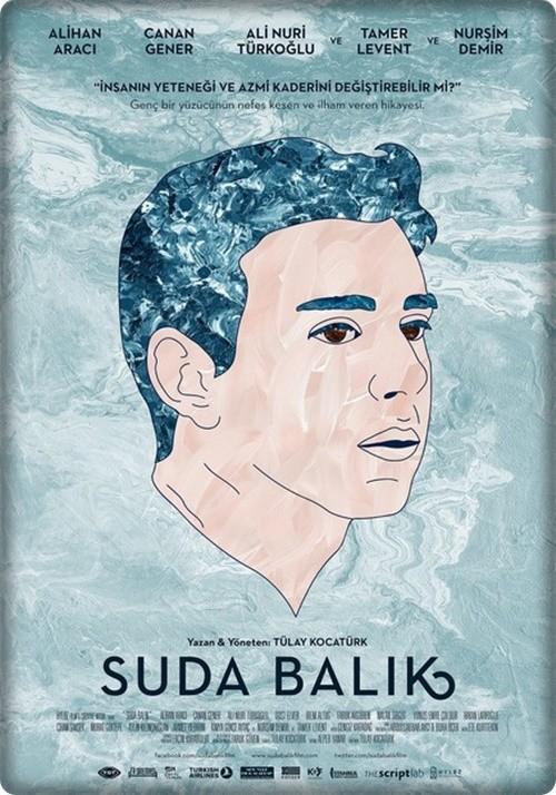 Suda Balık 2016 (Yerli Film) HDRip XviD