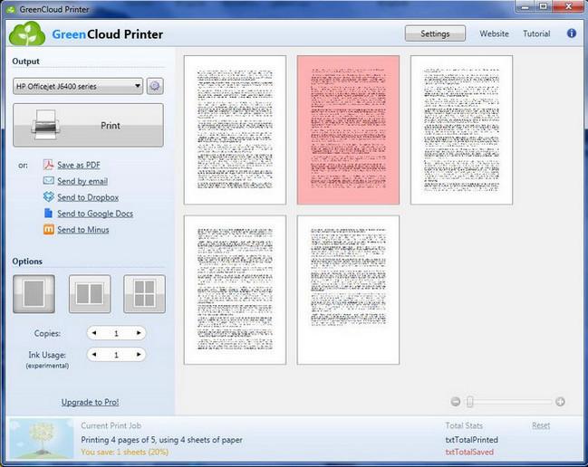 GreenCloud Printer Pro 7.7.9.0 Multilingual