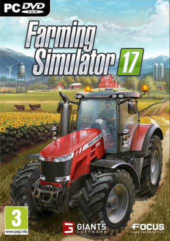 Farming Simulator 17: Platinum Edition - PC - 2018 - Full