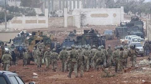 Pentaqon PYD/YPG üzvlərindən ibarət 30 minlik ordu yaradır