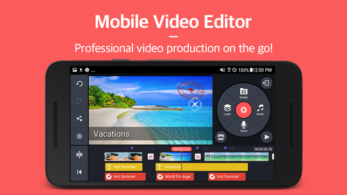 KineMaster – Pro Video Editor v4.2.7.10215.GP Final [Unlocked]