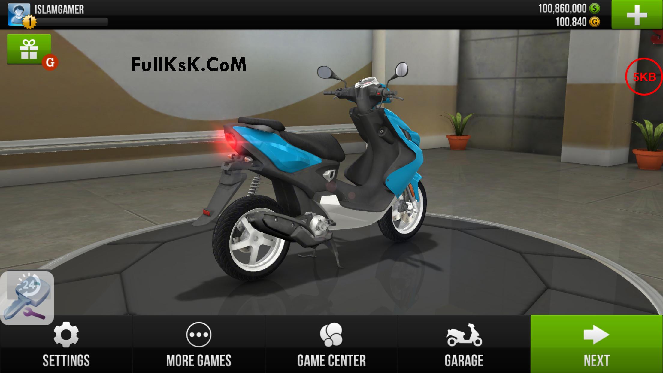 Traffic Rider İphone