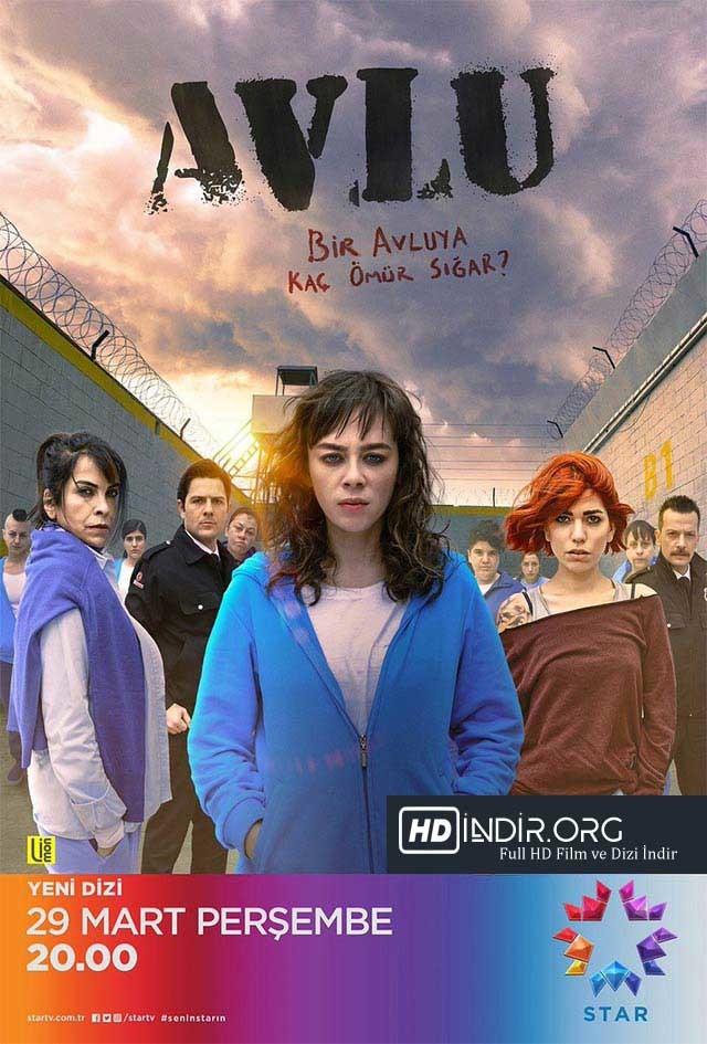 Avlu 12. Bölüm indir (20 Eylül Perşembe) Yeni Sezon 720p Tek Link