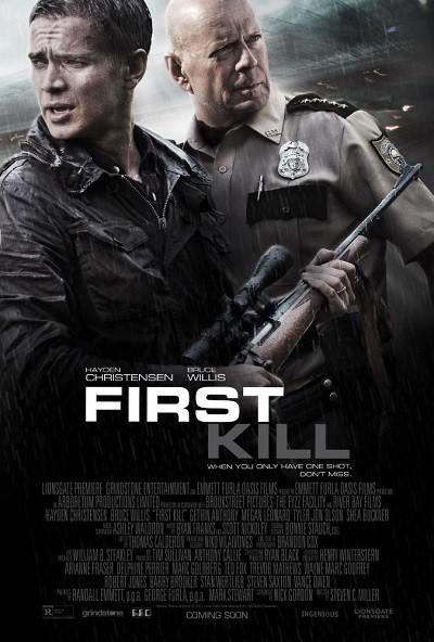 İlk Kurşun – First Kill 2017 (BRRip – m1080p) Türkçe Dublaj indir