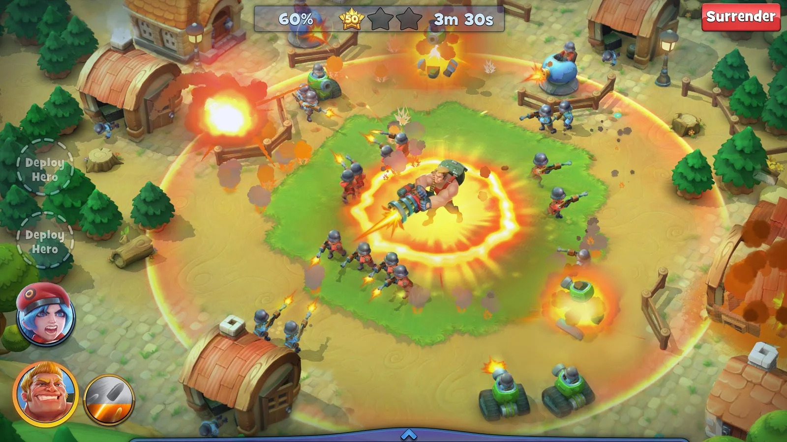 Fieldrunners Attack! Android Oyun