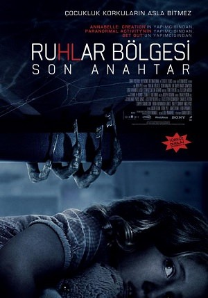 Ruhlar Bölgesi: Son Anahtar 2018 Türkçe Dublajlı 1080p HD izle