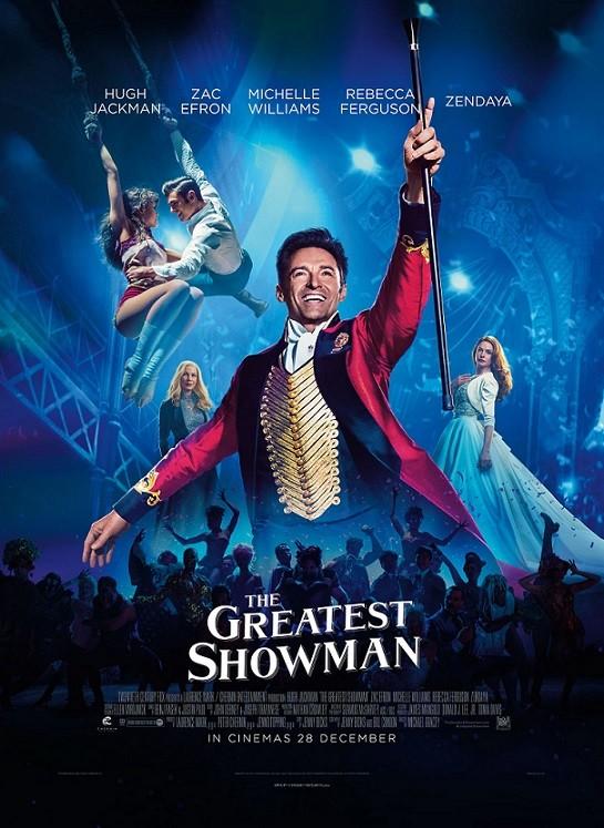 Muhteşem Şovmen - The Greatest Showman -2017 - 1080p DUAL BluRay indir