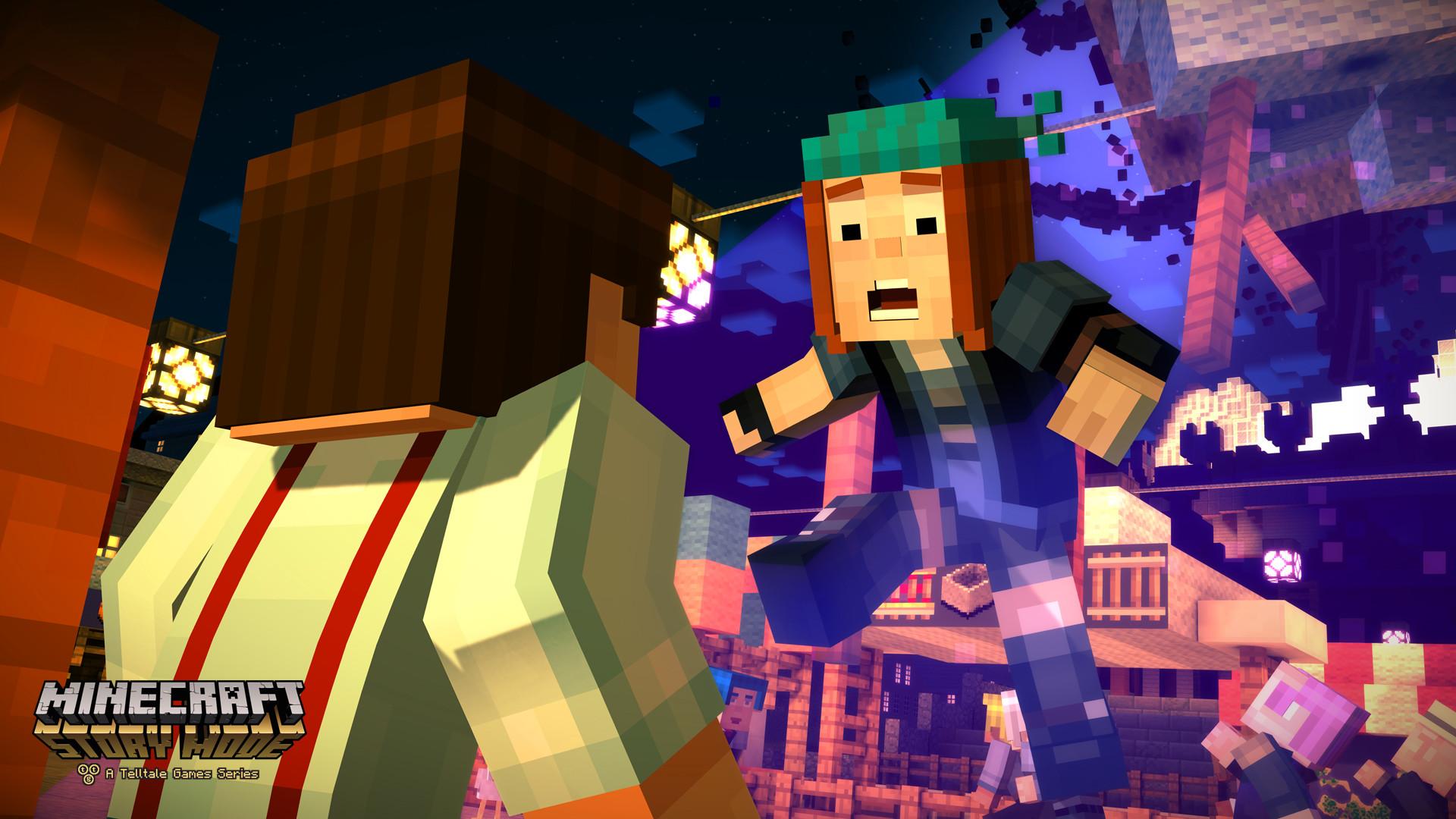Minecraft:Story Mode - Episode 2 [CODEX] - Full Oyun indir