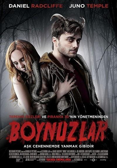 Boynuzlar – Horns 2013 (BRRip XviD) Türkçe Dublaj