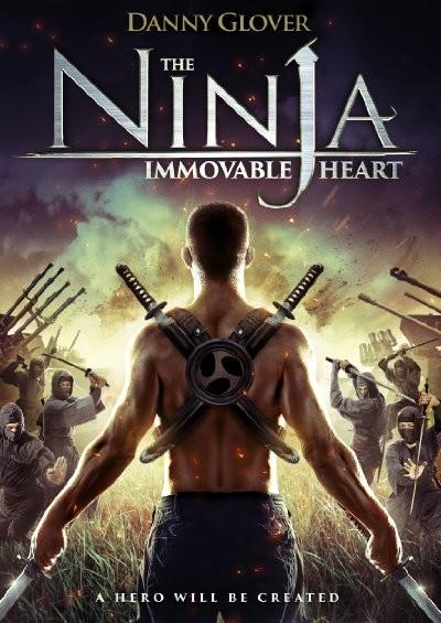The Ninja Immovable Heart - Ninjanın Kalbi 2014 (BRRip Xvid) Türkçe Dublajlı film indir