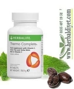 herbalife thermocomplete-herbalife tabletleri-herbalife yag yakıcı