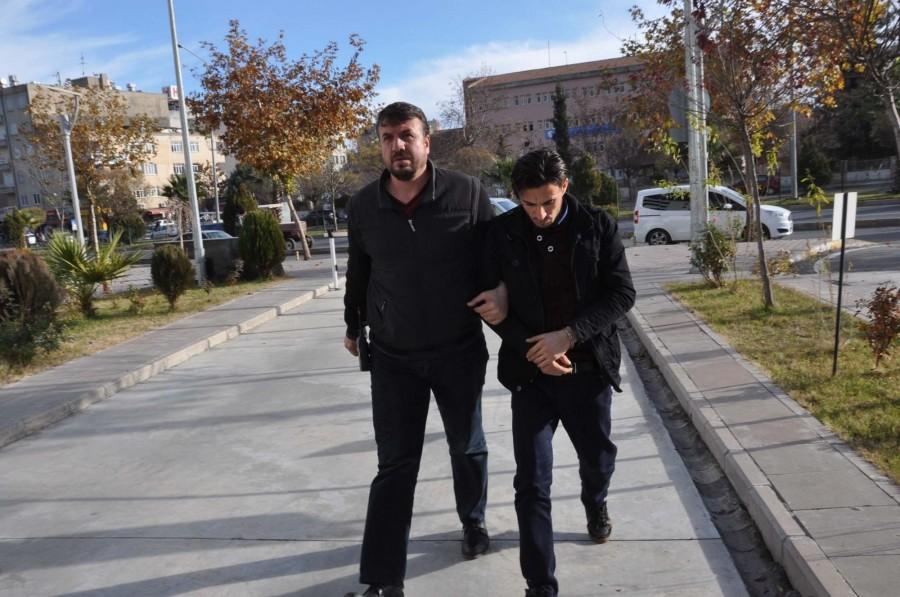 PYD'ye Kamyon Ve Otomobil Çalan Suriye Uyruklu 2 Kişi Yakalandı