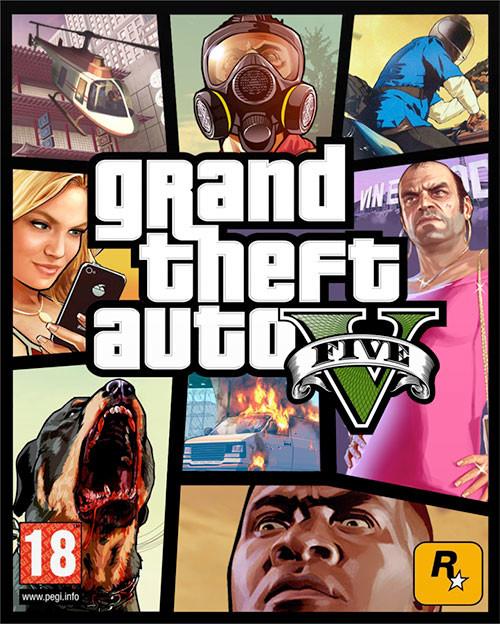 Grand Theft Auto V 2016 3DM Crack Full İndir!