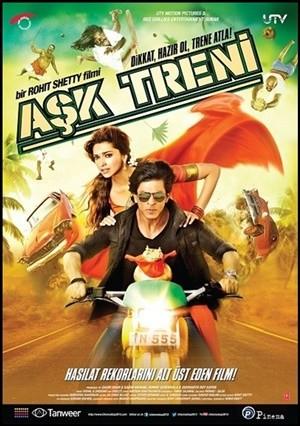 Aşk Treni – Chennai Express 2013 BRRip XviD Türkçe Dublaj – Tek Link