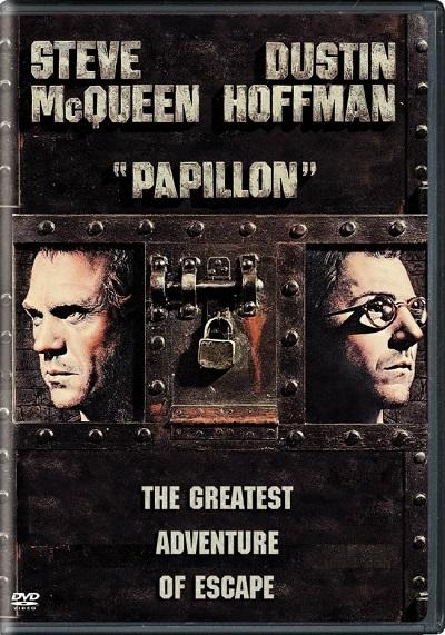 Kelebek -   Papillon 1973  1080p Bluray x264  Türkçe Dublaj - Tek Link