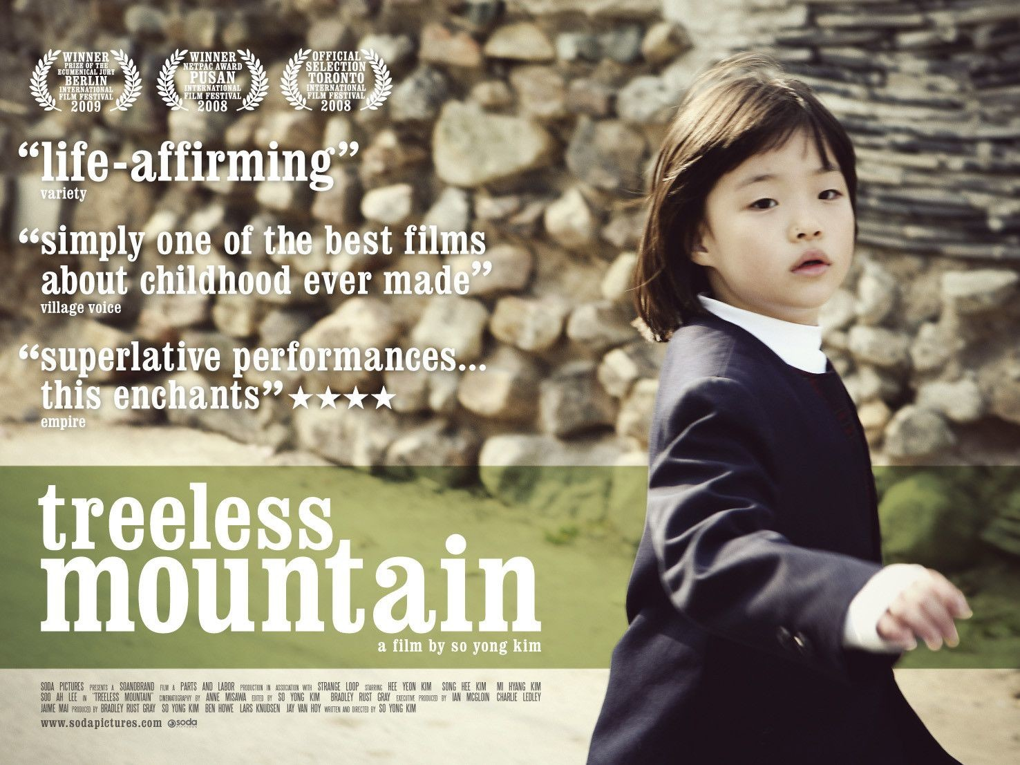 Treeless Mountain / Pust� Hora / 2008 / G�ney Kore / Mp4 / T�rk�e Altyaz�l�