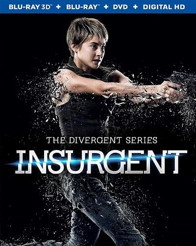 Kuralsız 3D - Insurgent 3D 2015 ( BluRay Half-SBS 1080p ) Dual TR-ENG Tek Link İndir