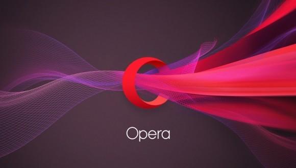Opera Logosunu Değiştirdi