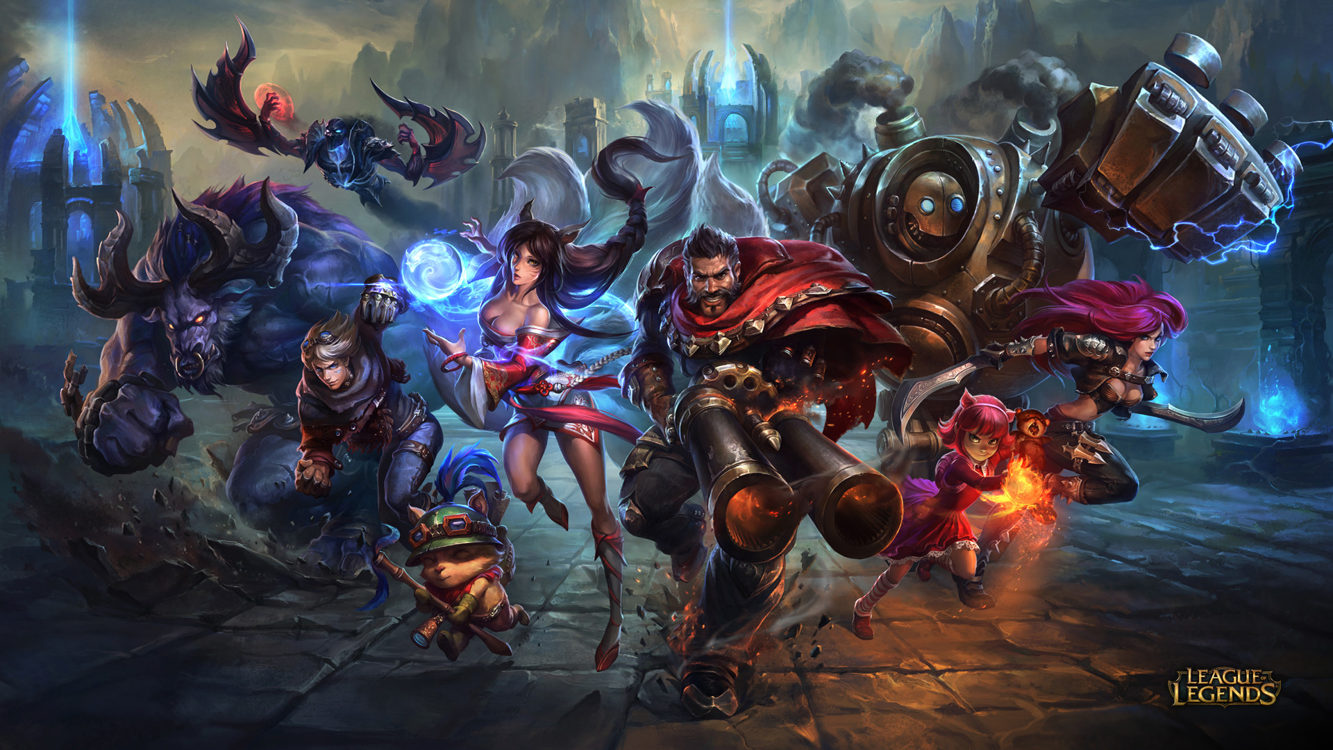 League Of Legends epinleri Botturk'te