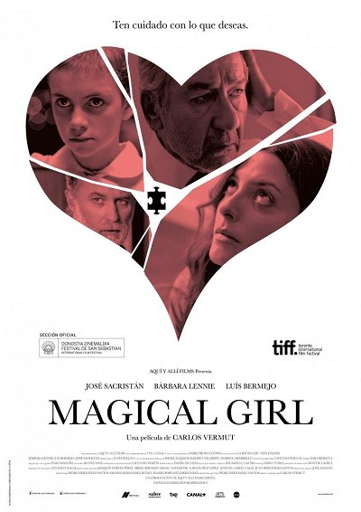 Sihirli Kız – Magical Girl 2014 BRRip XviD Türkçe Dublaj – Tek Link