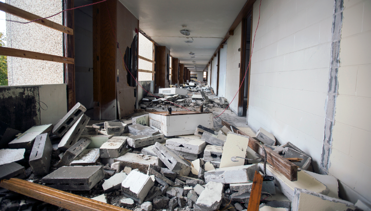 Kırım yıkım işleri