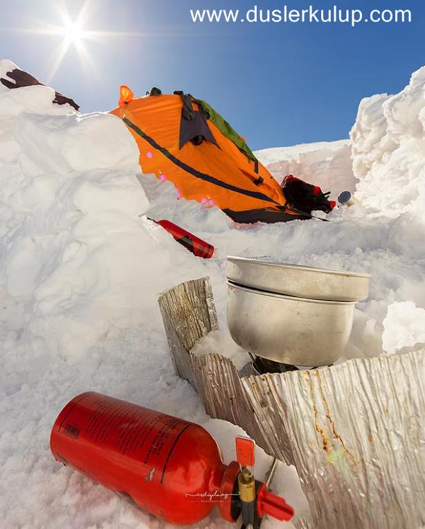 Qp85Zy Kış Kampı Yapacaklar İçin Önemli Derece Bilgiler