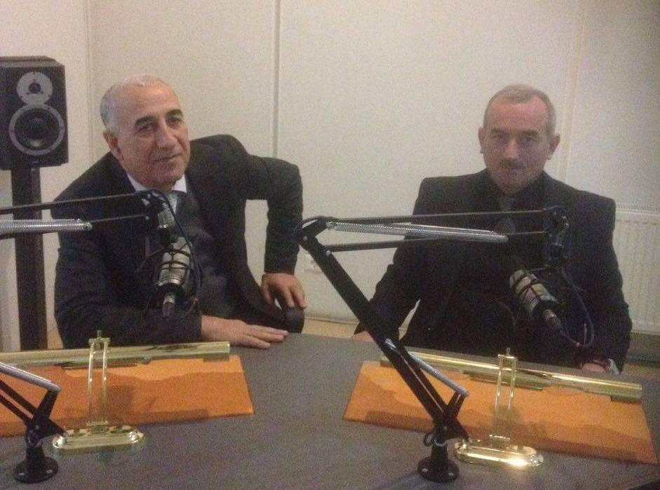 DANIŞIR BAKI: Azərbaycanın danışan radiosu