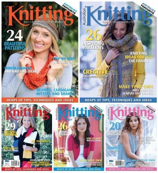 Australian Knitting Issues
