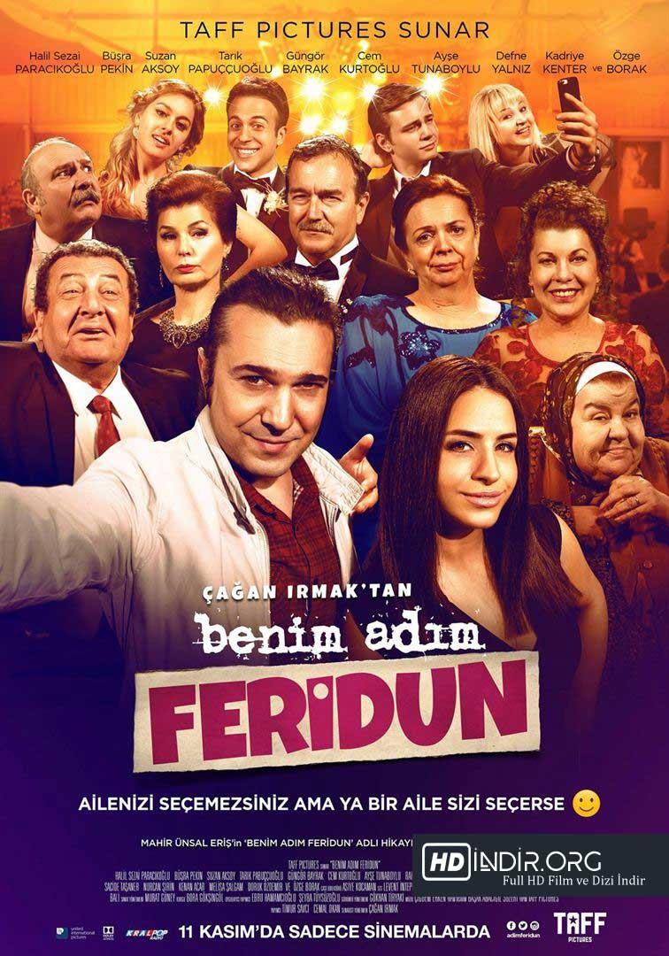 Benim Adım Feridun (2016) Yerli Film HD indir
