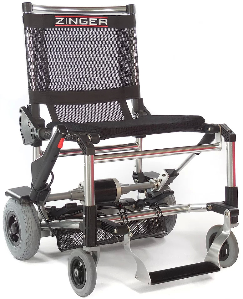 QpgZYk - Akülü sandalye gibi hareket eden ama aküsüz çok hafif bir sandalye gördüm. Bu nedir?