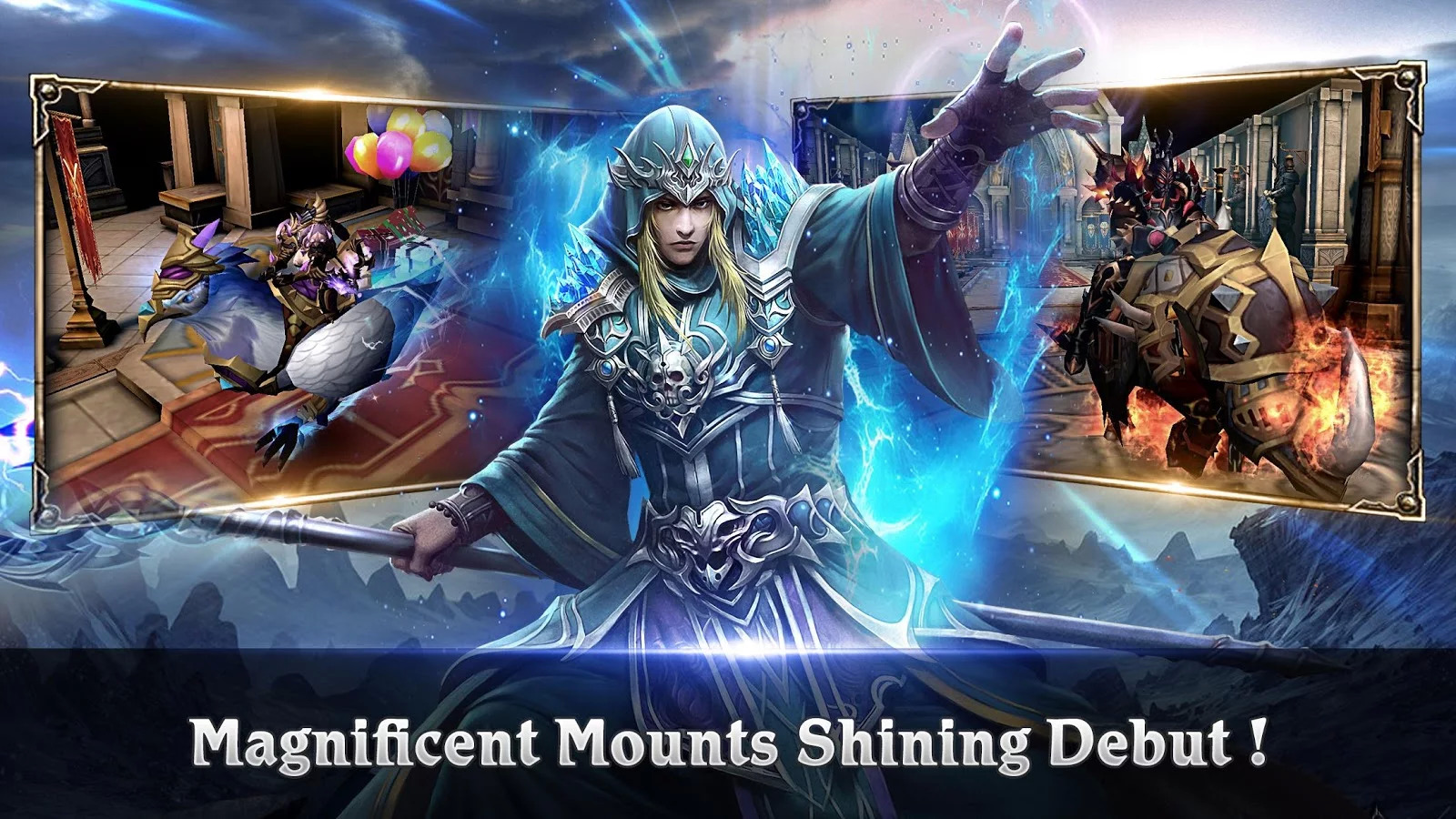 Clash for Dawn: Guild War Apk