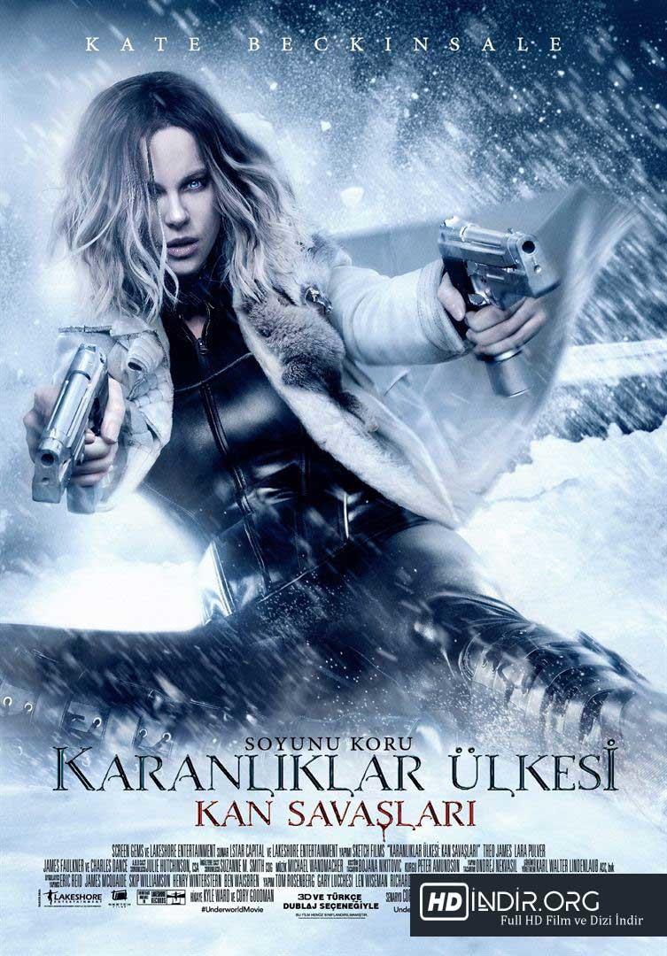 Karanlıklar Ülkesi: Kan Savaşları (2016) Türkçe Dublaj HD - Film indir