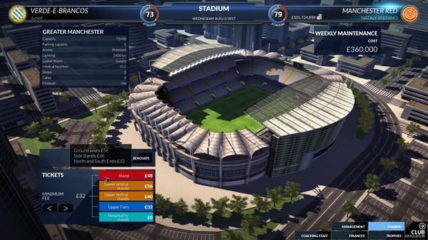 Football Club Simulator – FCS 18 Tek Link + Torrent Full İndir Yükle