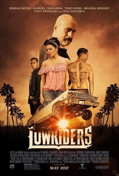 Alçak Arabalar – Lowriders 2016 Türkçe Dublaj Full film izle